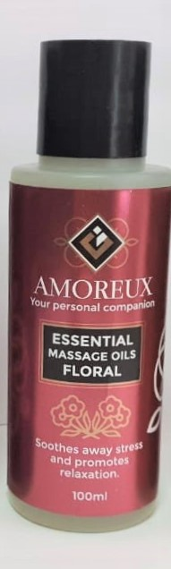 Floral Massage Oil 100ml