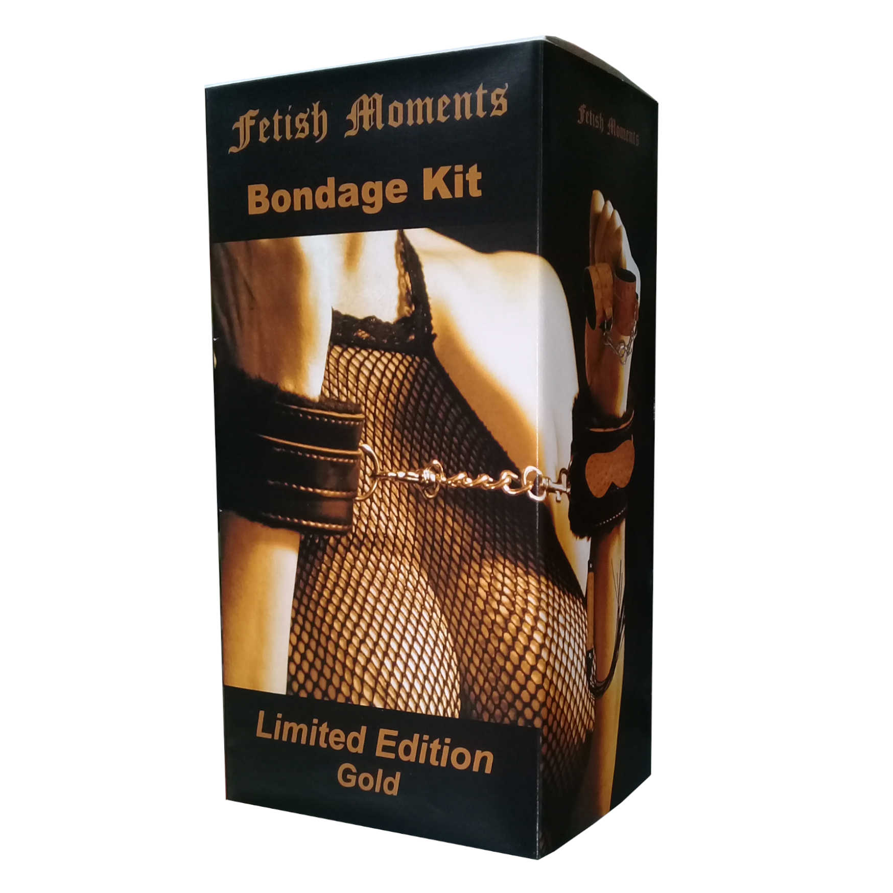Limited Edition Bondage Kit Gold