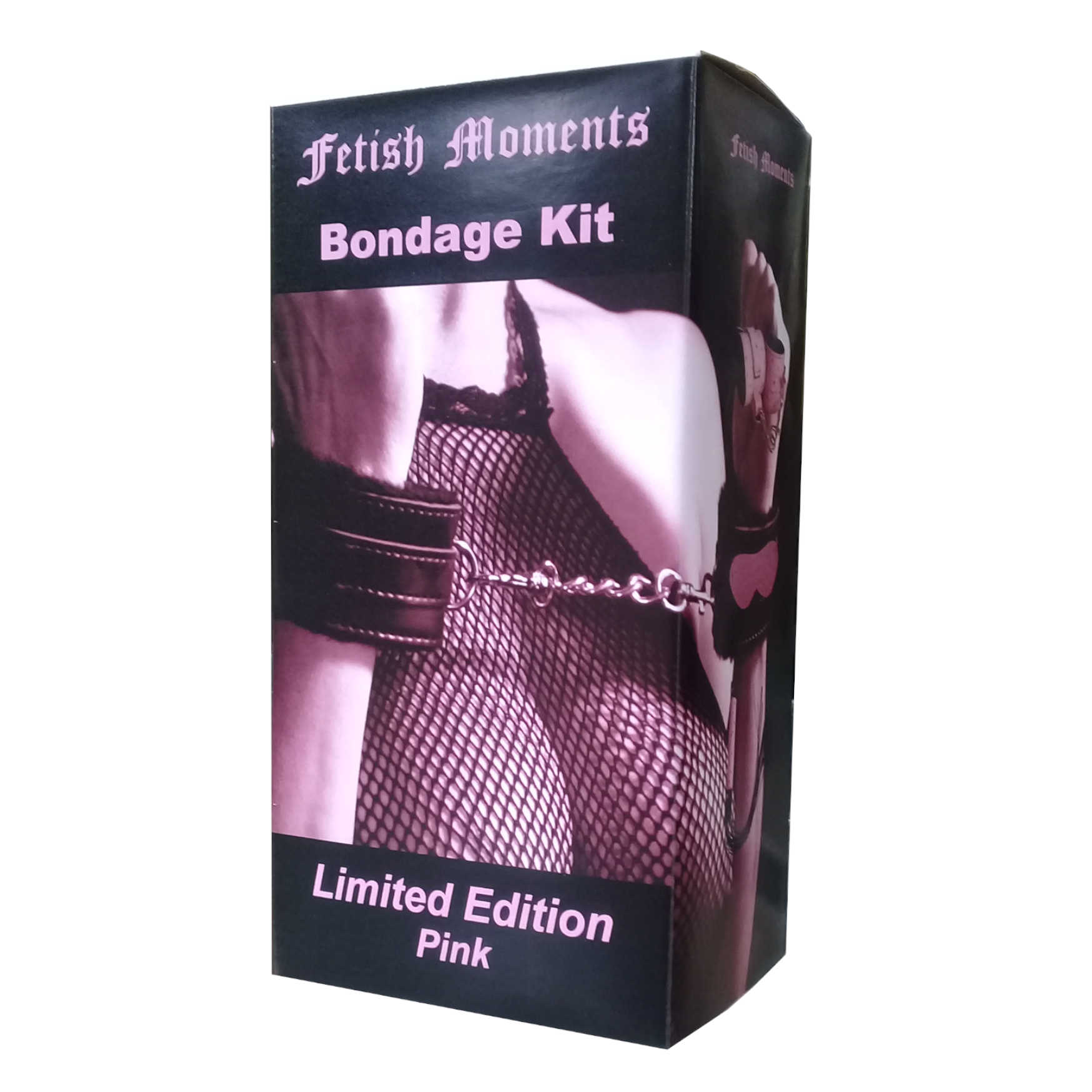 Limited Edition Bondage Kit Pink