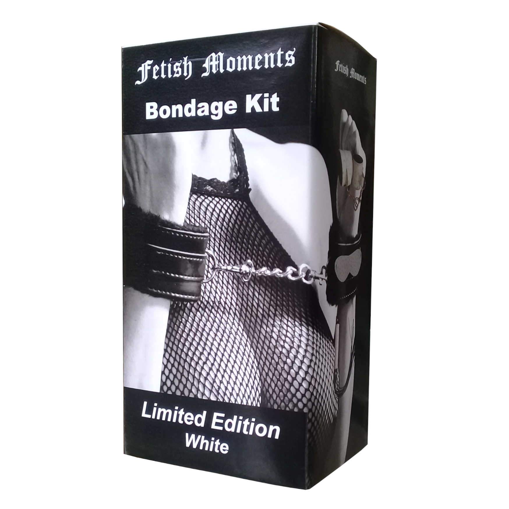 Limited Edition Bondage Kit White